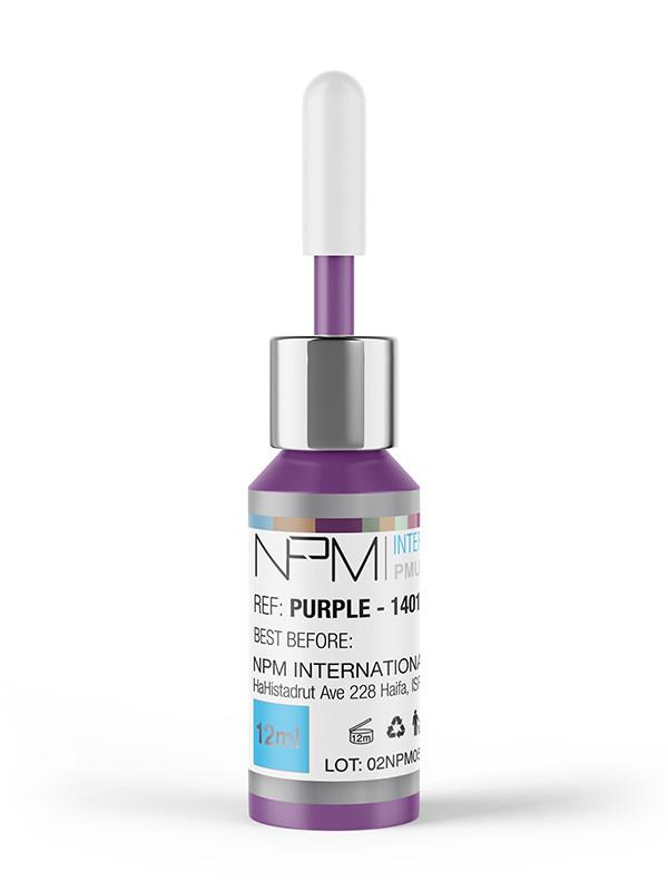 NPM-pigmentointiväri 12 ml silmille, Purple 14012