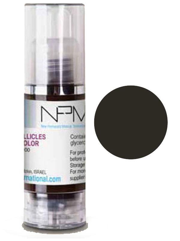 HFS väri dark black 30ml