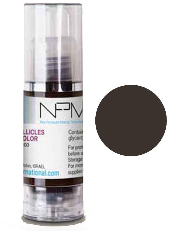 HFS väri medium black 30ml