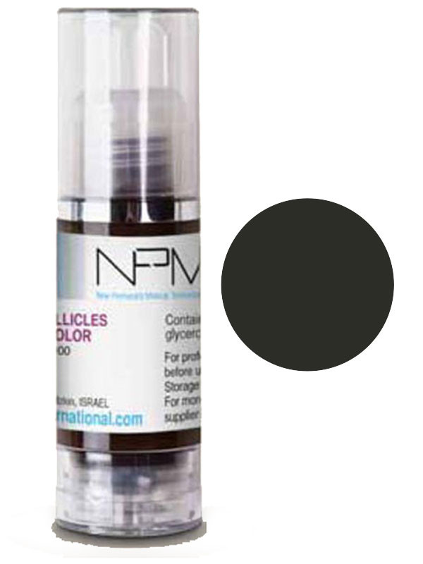 HFS väri Pure Black 30ml