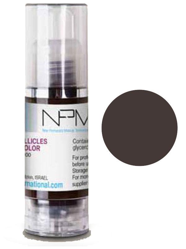 HFS väri dark brown 30ml