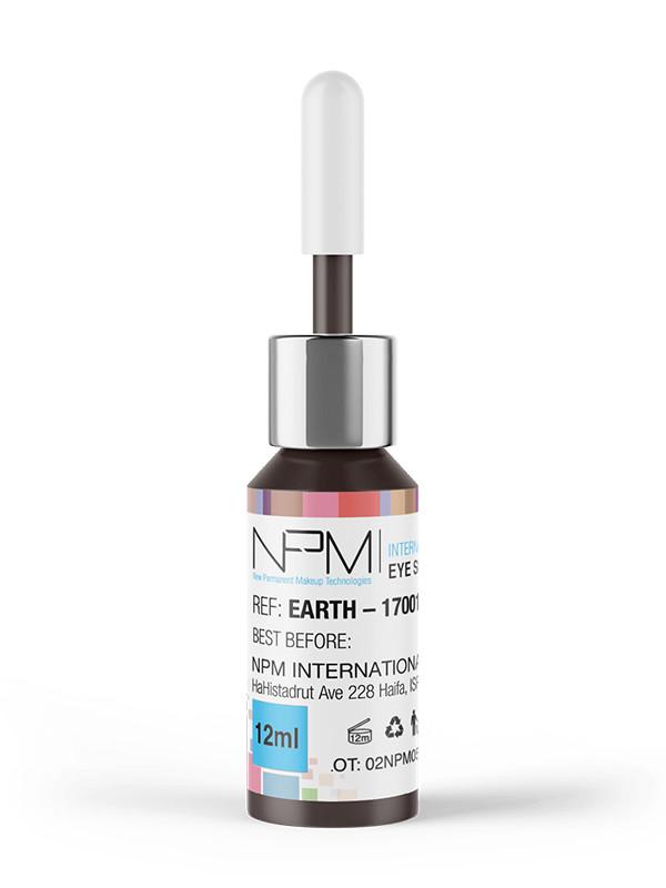 Pigmentointiluomiväri Earth 12 ml