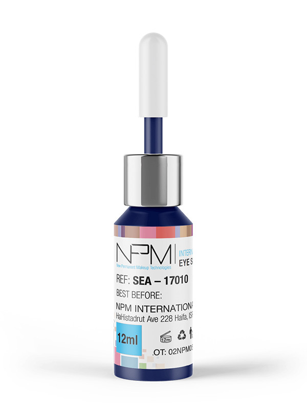 Pigmentointiluomiväri Sea 12 ml