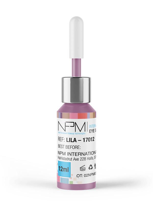 Pigmentointiluomiväri lila 12 ml