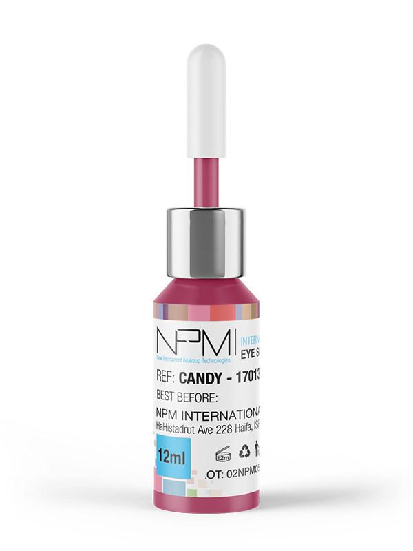 Pigmentointiluomiväri candy 12 ml