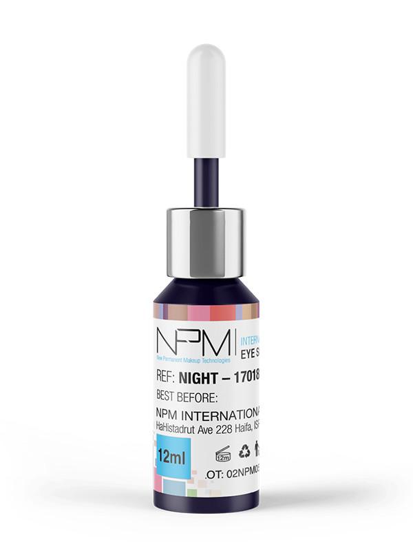 Pigmentointiluomiväri night 12 ml