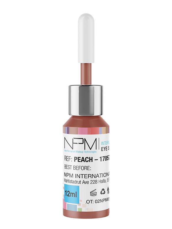 Pigmentointiluomiväri peach 12 ml
