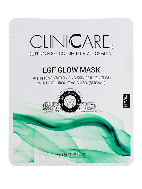 Cliniccare EGF GLOW mask