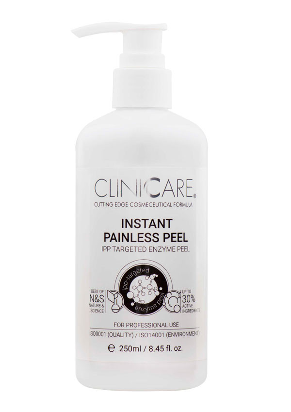 Cliniccare Instant Painless Peel 250ml
