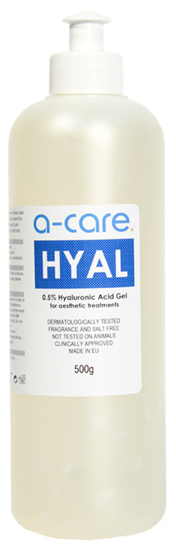 a-care Hyalurongeeli 500 g,  0,5 %