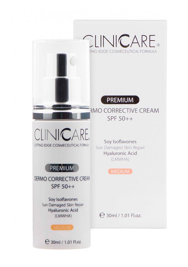 Cliniccare Premium Dermo Corrective Cream SPF50