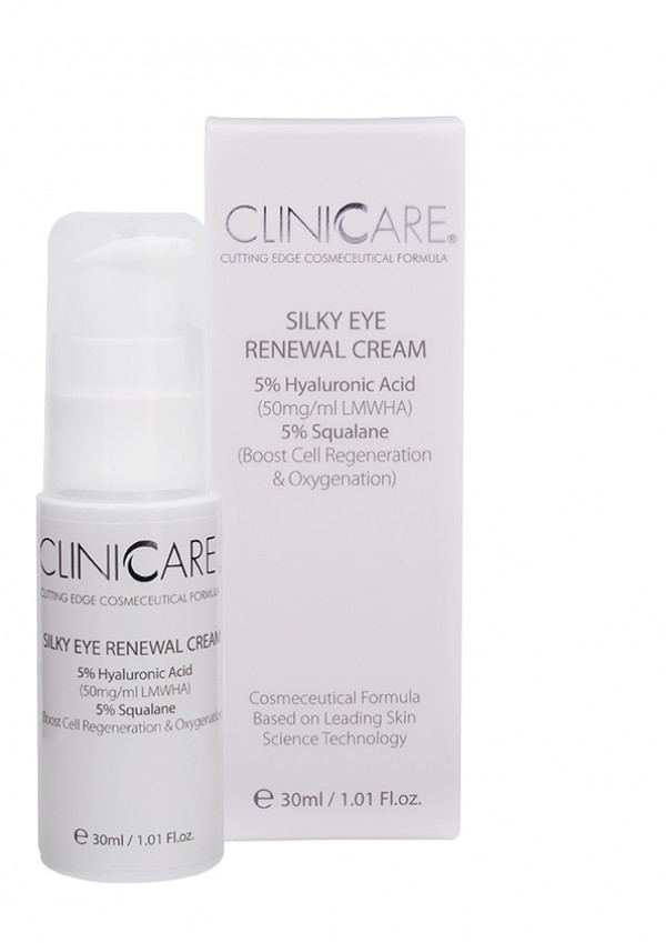 Cliniccare Lip & Eye Renewal Cream 30 ml