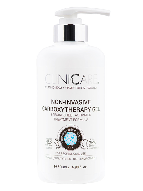Cliniccare Noninvasive Carboxytherapy gel 500 ml
