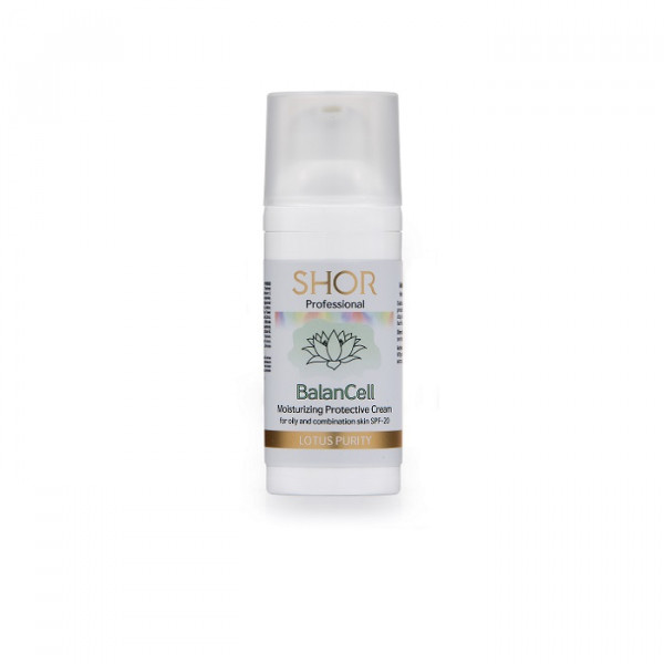 Shor Moisturizing Protective Cream for oily and co