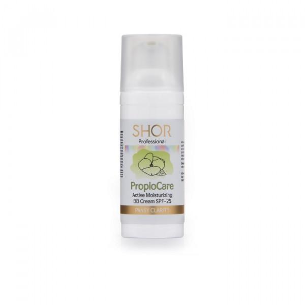 Shor Active Moisturizing BB Cream SPF-25 50ml