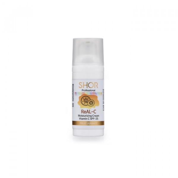 Shor Moisturizing Cream Vitamin C SPF-25  50ml