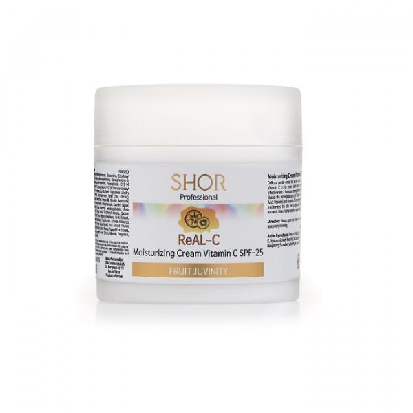 Moisturizing Cream Vitamin C SPF-25  250ml