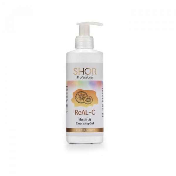 Shor Multifruit Cleansing Gel 250ml