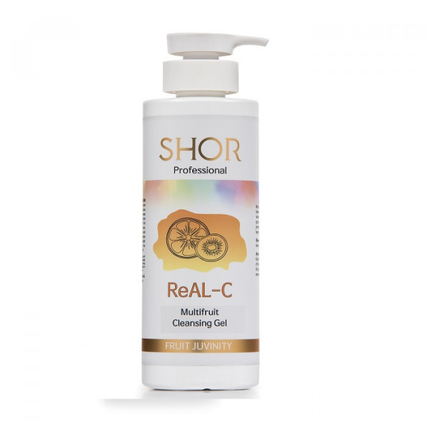 Shor Multifruit Cleansing Gel 500ml