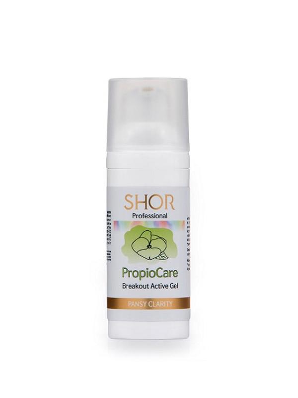 Shor Breakout Active Gel 50 ml