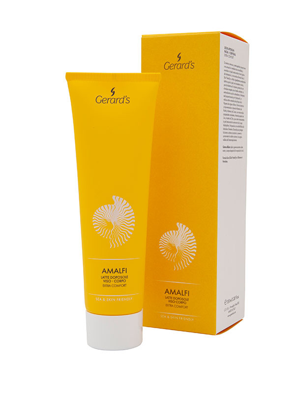 Amalfi Face and Body Aftersun Lotion 150 ml