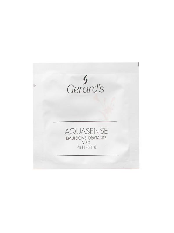 Aquasense moisturising face emulsion 3 ml