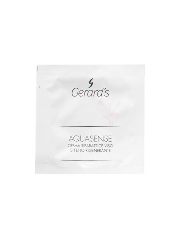Aquasense repairing, regenerating face cream 3 ml