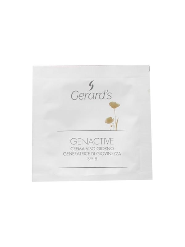 Genactive Rejuvenating day face cream 3 ml