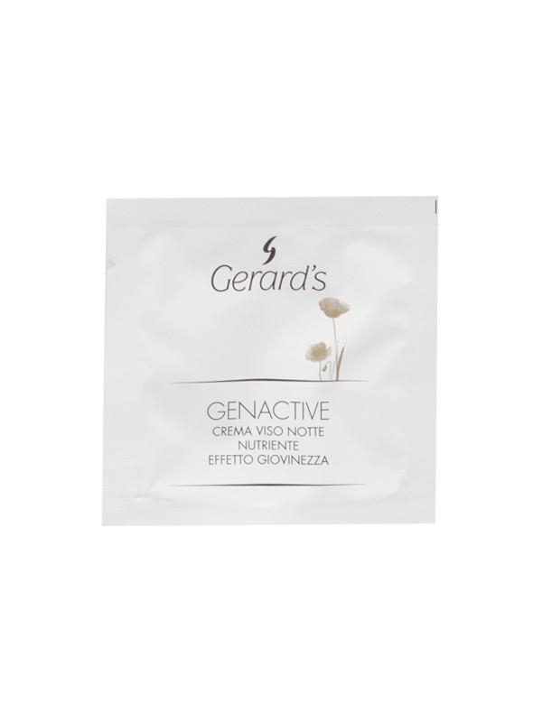 Genactive rejuvenating,nourish night face cream3ml