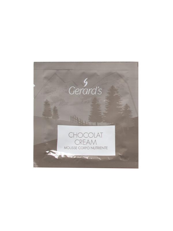 Chocolat cream nourishing body mousse 7 ml