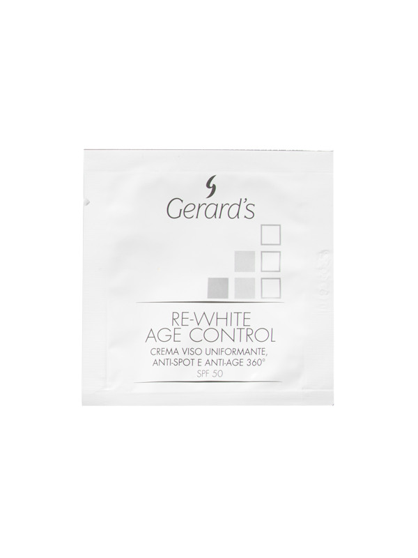 Skin-evening, anti-spot anti-age face cream