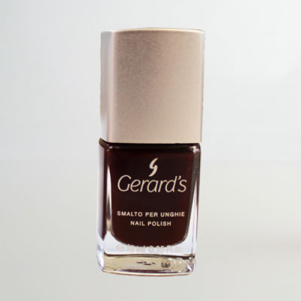 Gerard's Nail Polish- kynsilakka, Rouge Noir, 19