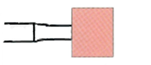Hiomakivi, sylinteri, 6 kpl