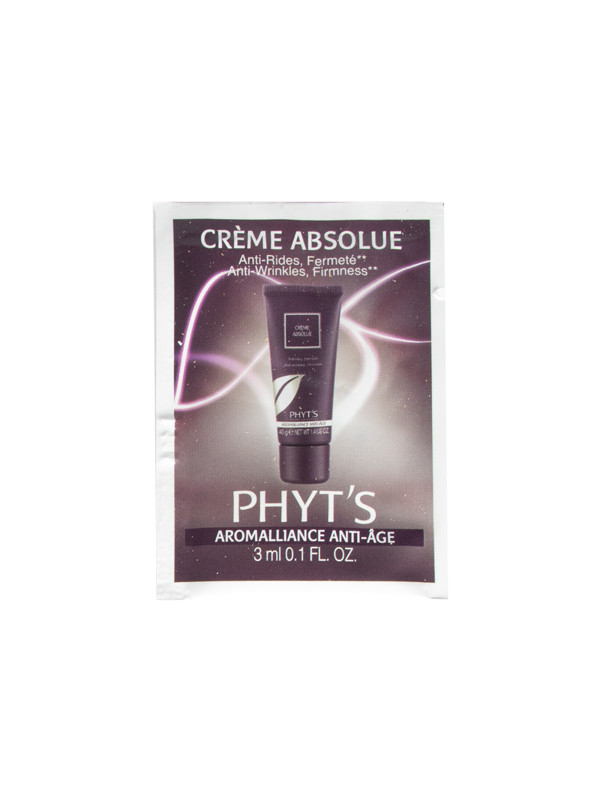 Phyts Creme Absolue näyte