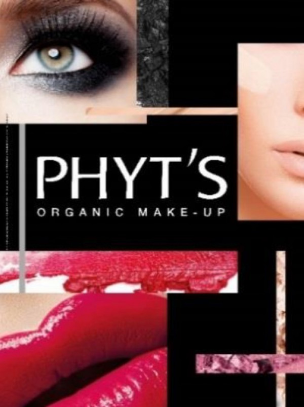 Phyts Organic Make-up Poster