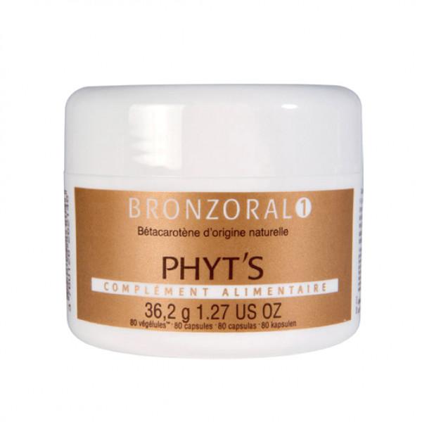 Phyts Bronzoral 1 80 kapselia
