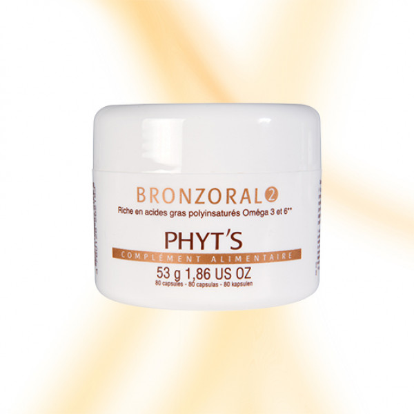 Phyts Bronzoral 2 80 kapselia