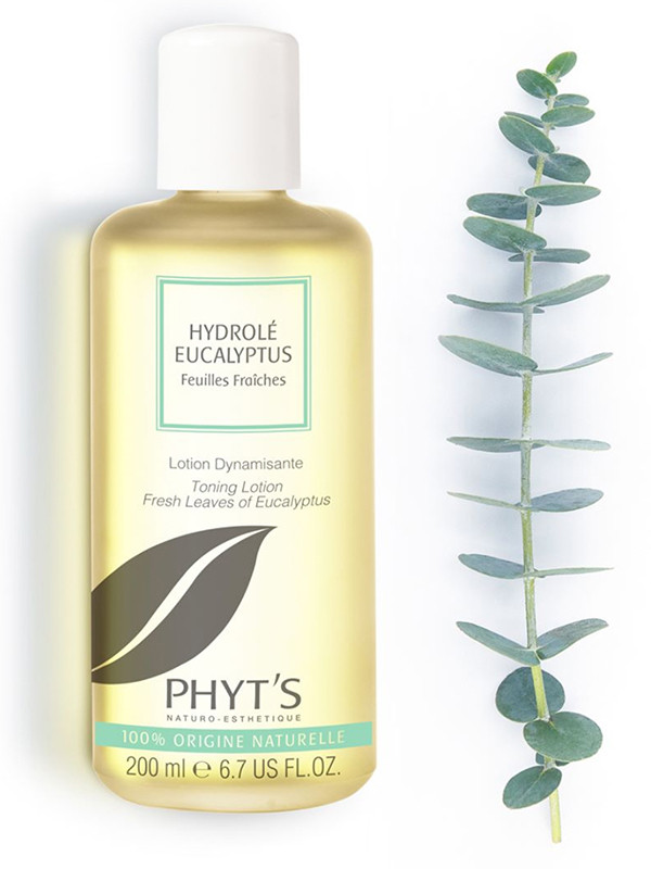 Phyts Hydrole Feuilles d Eucalyptus 500 ml