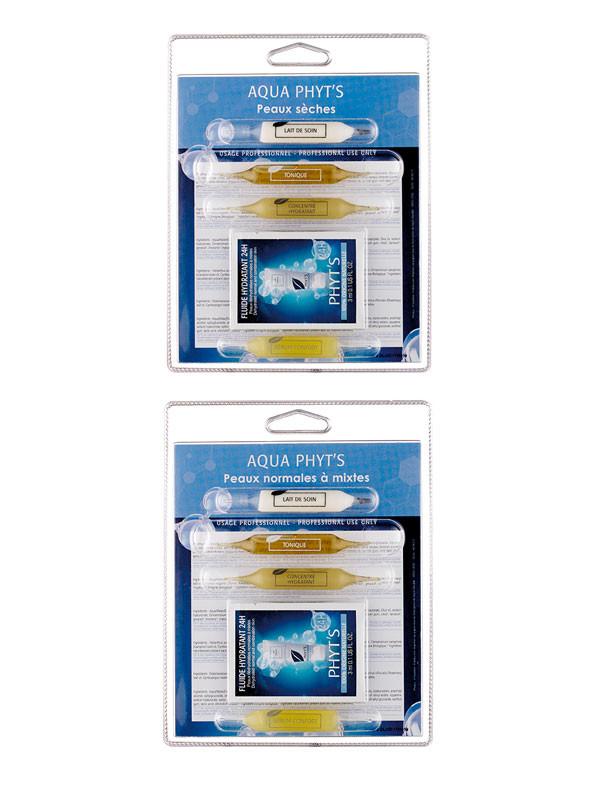 Phyts Soin Aqua Dry skin, 1 hoitokokonaisuus