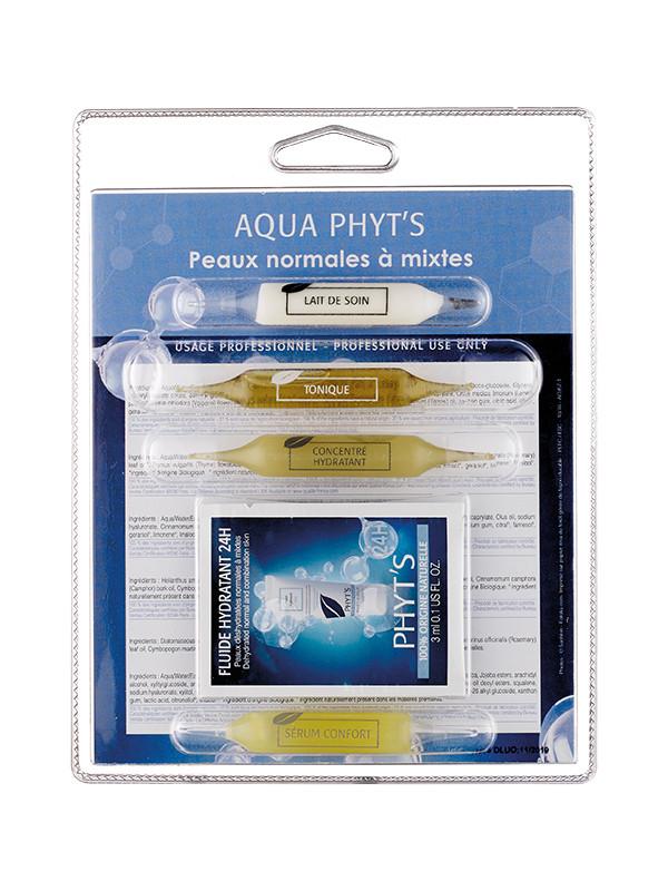 Phyts Soin Aqua Norm/ mix skin 1 hoitokokonaisuus