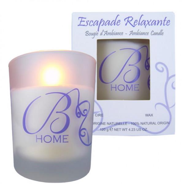 Bougies dambiance Escapade relaxante 120g kynttilä