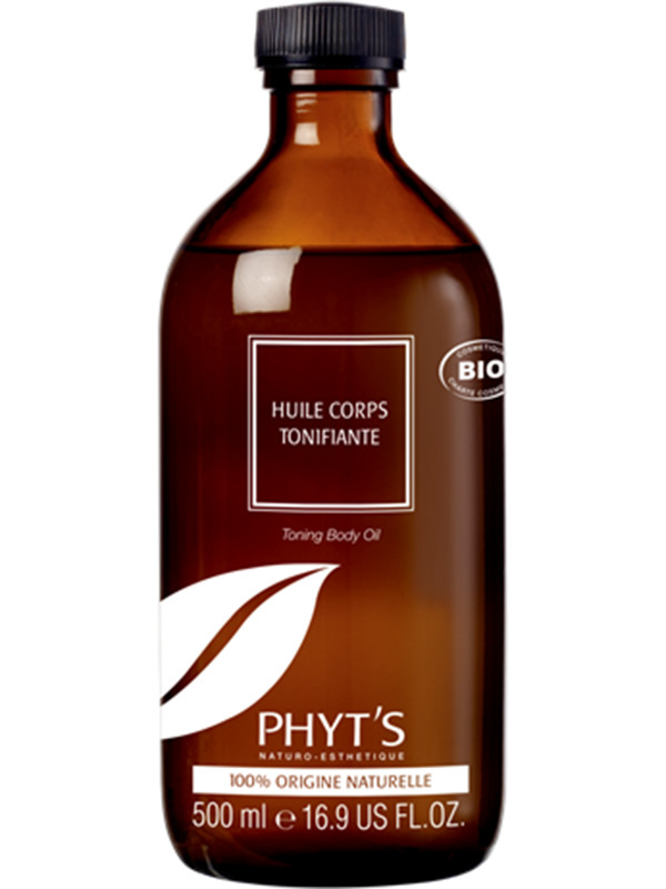 Phyts Huile corps tonifiante 500 ml