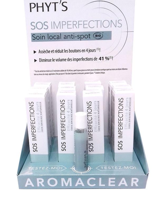 Phyts Aromaclear SOS puhdistava hoitoneste 10 ml