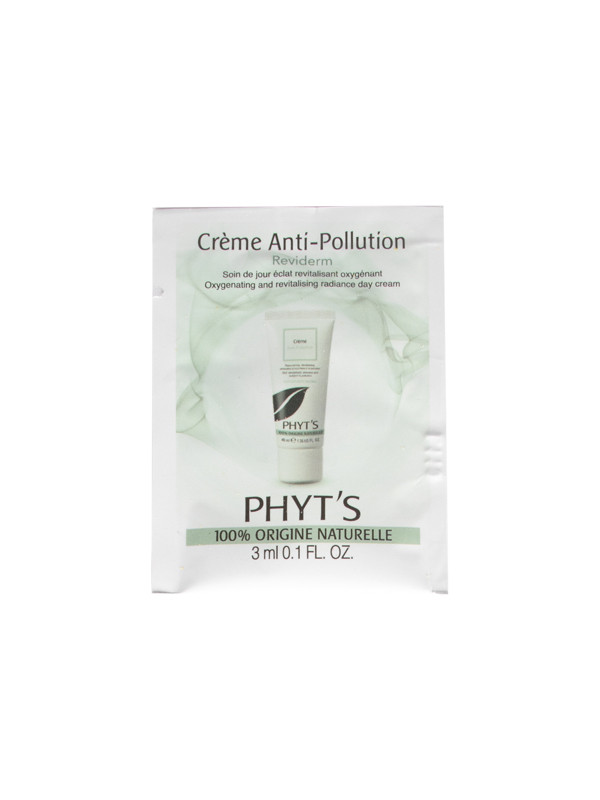 SOINS Anti pollution cream (Reviderm)näyte