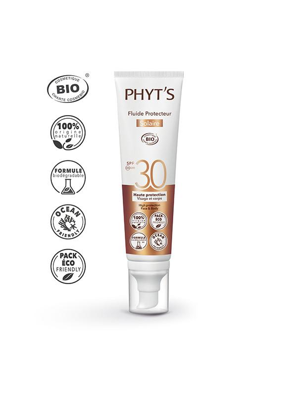 Phyts Fluide Protecteus Solaire SPF30 100 ml