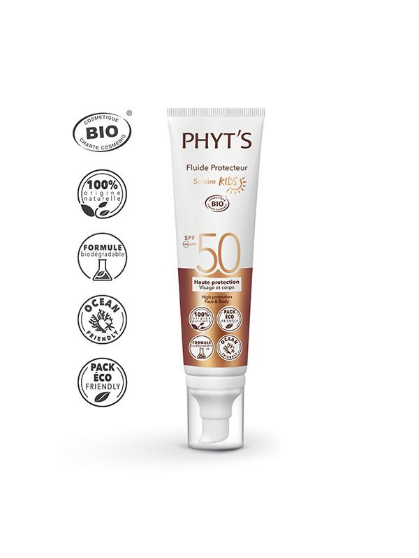 Phyts Fluide Protecteus Solaire Kids SPF50 100 ml