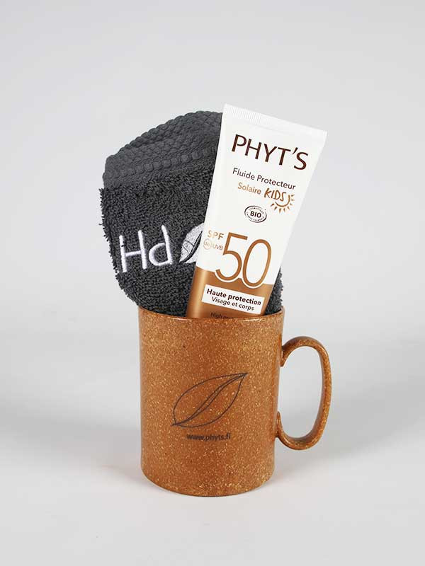 Phyt's Naturally clean for Young and beautyful