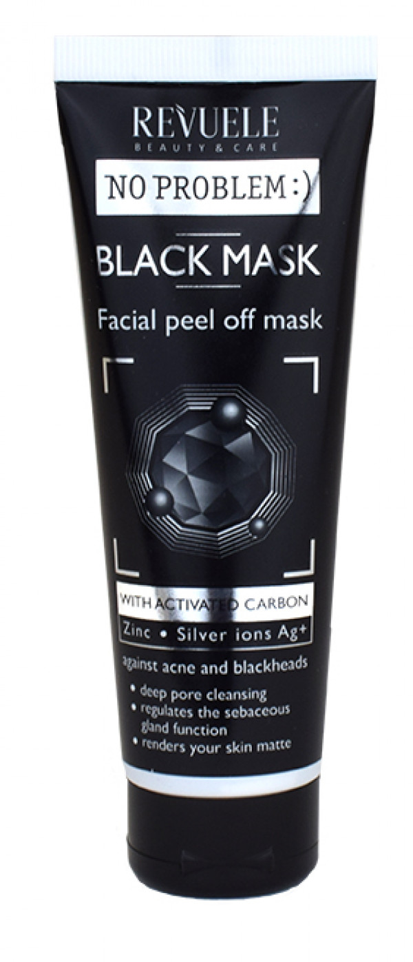 Charcoal peel off mustapäänaamio 80 ml