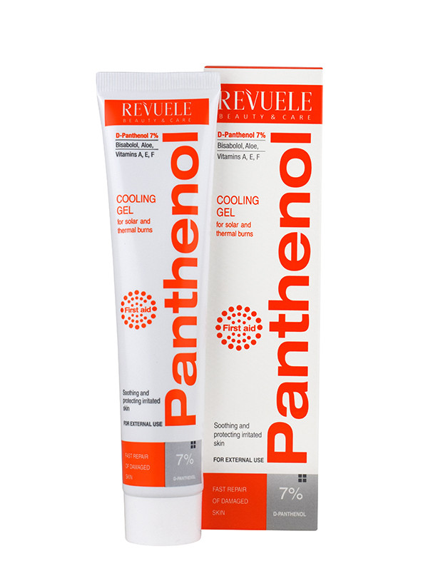 Revuele Panthenol Cooling Gel 75 ml EXP 6/22