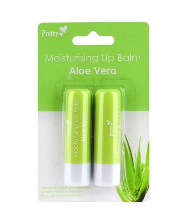 Pretty Moisturising Lip Balm - Pink Grapefruit x 2